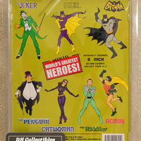 "Figures Toy Co  World's Greatest Heroes  - Series 2 Catwoman Action Figure 8"" Mego Retro"