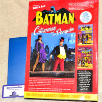 DC Direct Silver Age Batman  - Catwoman and Penguin Deluxe Action Figure set