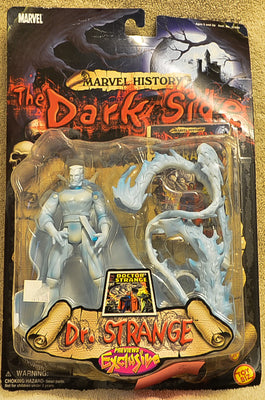 Marvel History - The Dark Side - Dr Strange