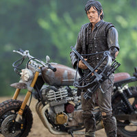 2016 The Walking Dead Daryl Dixon with Motorcycle Action Figure