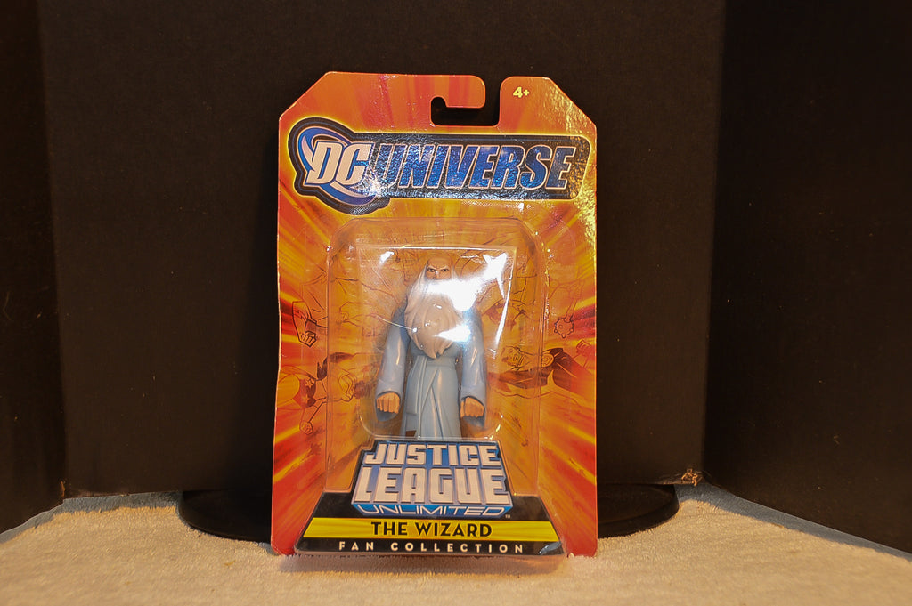 DC Universe Justice League Unlimited Fan Collection The Wizard Action Figure