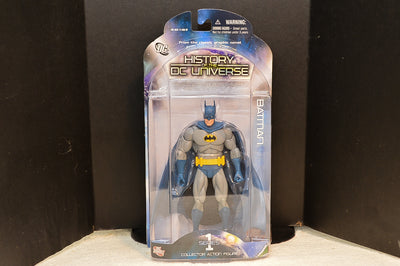 DC Direct History of DC Universe -Series 1 - Batman Action Figure
