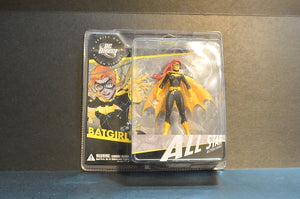 2008 DC All Star Series 1 Batgirl - Action Figure