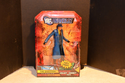 DC Universe Classics Wave 11 - The Question Action Figure