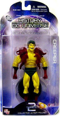 DC Direct History of DC Universe Series 2 - Creeper Action Figure