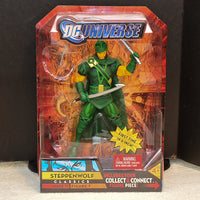 DC Classics Wave 11 - Steppenwolf (Version 1) Action Figure Green