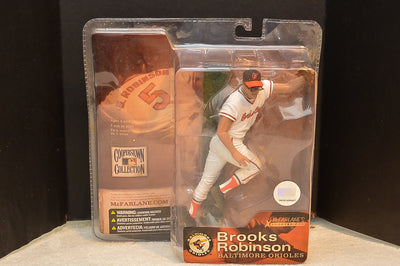McFarlane Cooperstown Collection - Brooks Robinson Action Figure