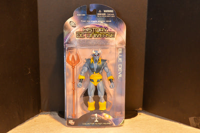DC Universe History of DC Universe Series 1 - Blue Devil Action Figure