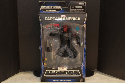 Marvel legends Infinite Series - Agents of Hydra - Mandroid Action Figure