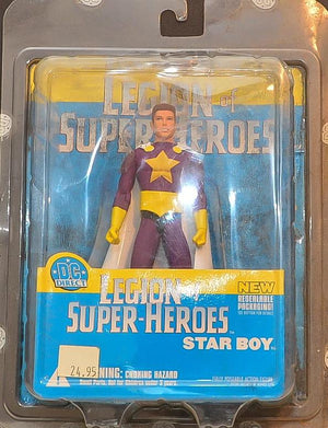 DC Direct - Legion of Super-Heroes - Star Boy Action Figure