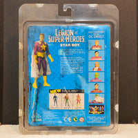 2003 DC Direct Legion of Super-Heroes Star Boy Action Figure - Loose