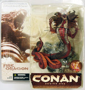 2004 McFarlane Conan Series One Fire Dragon Action Figure