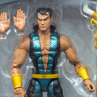 2015 Hasbro Marvel Legends Series Namor Action Figure