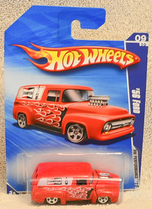 Hot Wheels '56 Ford Champion HW Performance