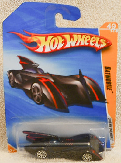 Hot Wheels 2010 HW Performance Batmobile