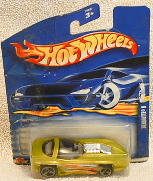 Hot Wheels Silhouette II 2002 152