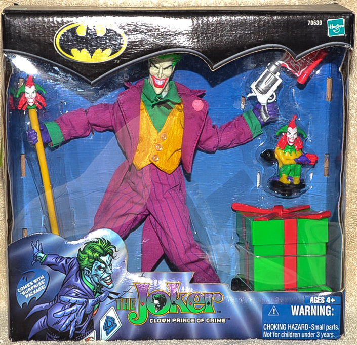 Hasbro - The Joker Clown Prince of Crime Action Figure
