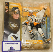 McFarlane SportsPicks NHL- Mario Lemieux Pittsburgh Penguins White Jersey - Action Figure