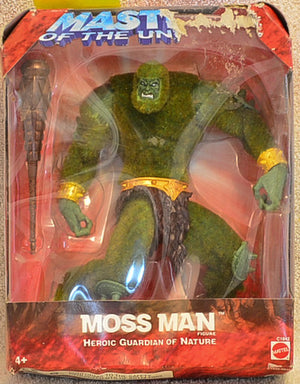 Mattel - Masters of the Universe - Moss Man Action Figure