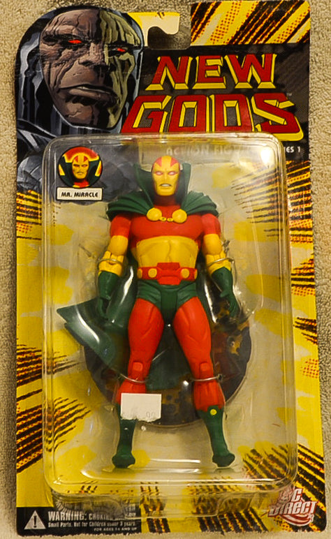 DC Direct - New Gods Series 1 - Mr Miracle Action Figure