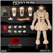 2017 Mezco One:12 Collective IT Figure Pennywise