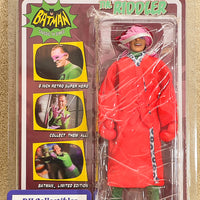 "Figures Toy Co - Batman Classic TV Series  - The Riddler Boxing Variant Action Figure 8"" Mego Retro"
