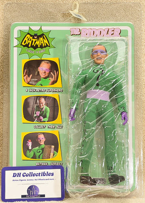 Figures Toy Co. Green Arrow - Batman Classic TV Series 1 - Riddler Action Figure 8