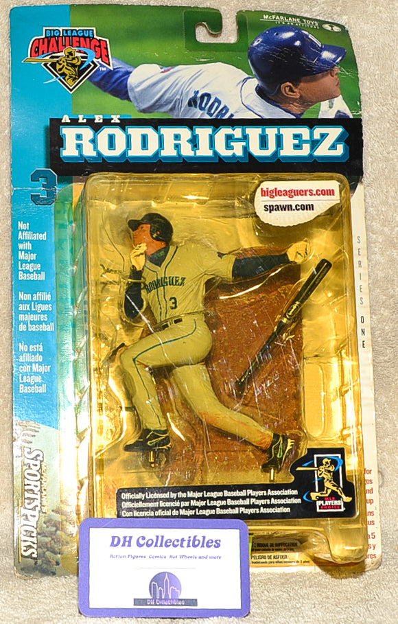 McFarlane Sportspicks - Big League Challenge - Alex Rodriguez New York Yankees - Action Figure