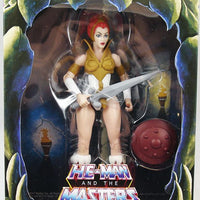 2017 Super 7 He-Man and the Masters of the Universe Teela Action Figure