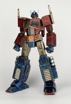 2019 Transformers Generation One Hasbro x ThreeA OPTIMUS PRIME