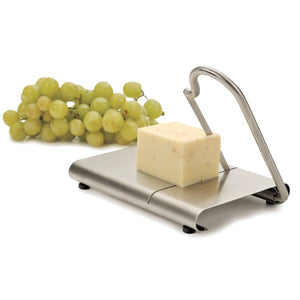 Armstrong Modern Cheese Slicer 18x13.5cm - Stainless Steel - ZoeKitchen