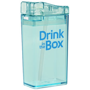 Drink In The Box - Drink Container Blue 250ml - ZOES Kitchen