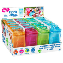 Load image into Gallery viewer, Drink In The Box - Drink Container Pink 250ml - ZOES Kitchen