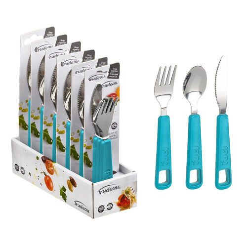 oasis fuel - 3 pce snap cutlery set - ZoeKitchen