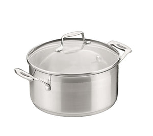 Scanpan Impact Casserole With Lid 3.5Ll 20cm - ZOES Kitchen
