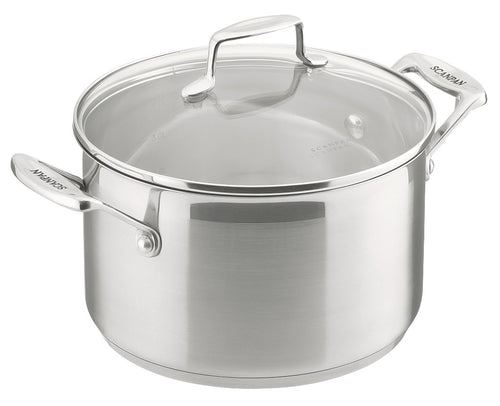 IMPACT CASSEROLE WITH LID 4.5L 22CM