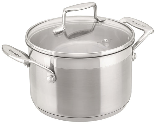 IMPACT CASSEROLE WITH LID 2.5L 18CM