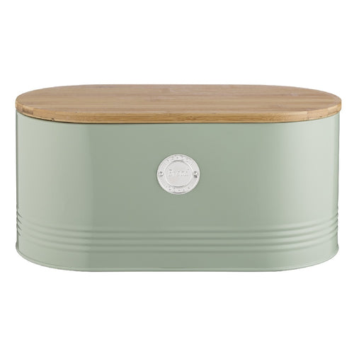 Typhoon Bread Bin Sage - ZoeKitchen