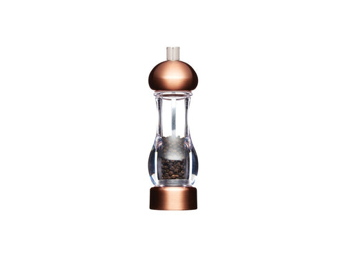 Mc Capstan Pepper Mill 19cm Copper Filled - ZoeKitchen