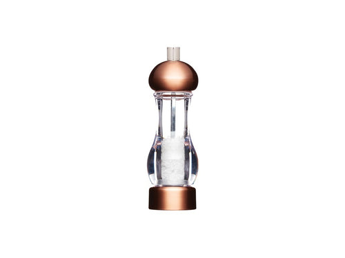 Mc Capstan Saltmill 19cm Copper Filled - ZoeKitchen