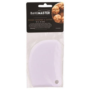 Bake Master Dough Scraper 12x8.5cm - ZOES Kitchen
