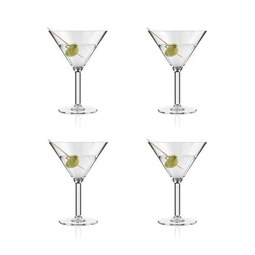 Bodum Oktett Outdoor Martini Glasses - S4 250ml - ZOES Kitchen