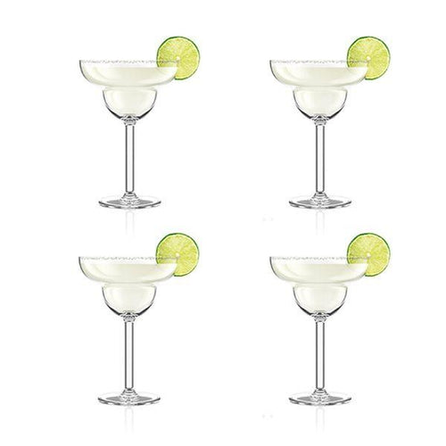 Bodum Oktett Outdoor Margarita Glasses - S4 250ml - ZOES Kitchen
