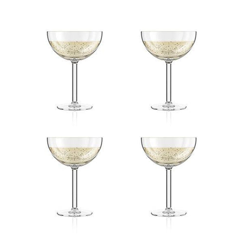 Bodum Oktett Outdoor Champagne Glasses - S4 250ml - ZOES Kitchen
