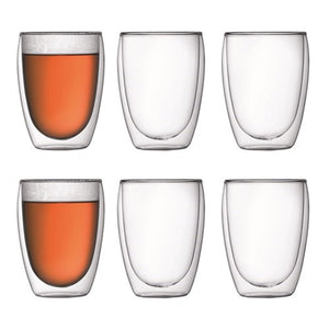 Bodum Pavina D/Wall Glasses Set 6 350ml - ZOES Kitchen