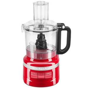 Kitchen Aid Food Processor 7 Cup - Empire Red - ZOES Kitchen