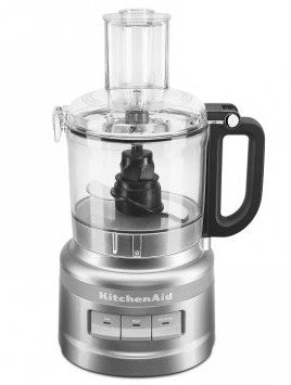 Kitchen Aid Food Processor 7 Cup - Contour Silver - ZoeKitchen