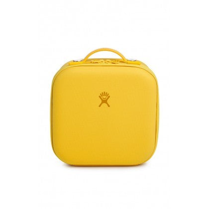 hydro flask lunch box small sunflower