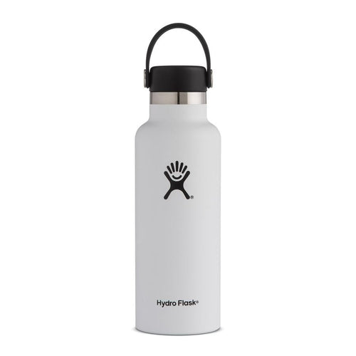 Hydro Flask Hydration Bottle 18oz/532ml - White - ZOES Kitchen