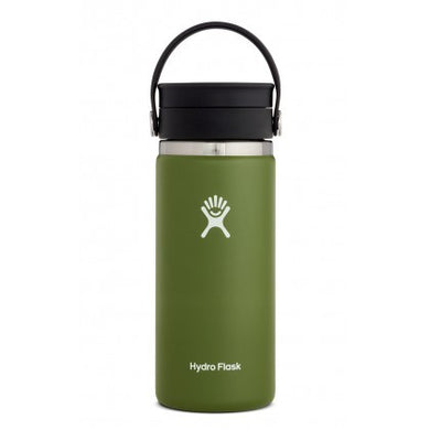 Hydro Flask Sipp Coffee Wde Mouth 16oz/473ml - Olive - ZOES Kitchen